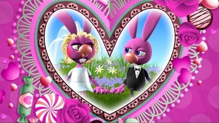 сделали зайка поздравление с юбилеем свадьбы признал, что