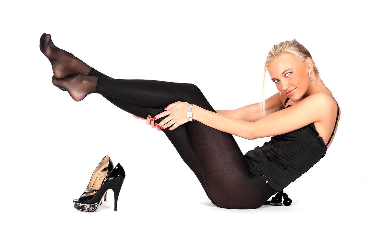 Фото ноги в колготках, порно фото галерея бос