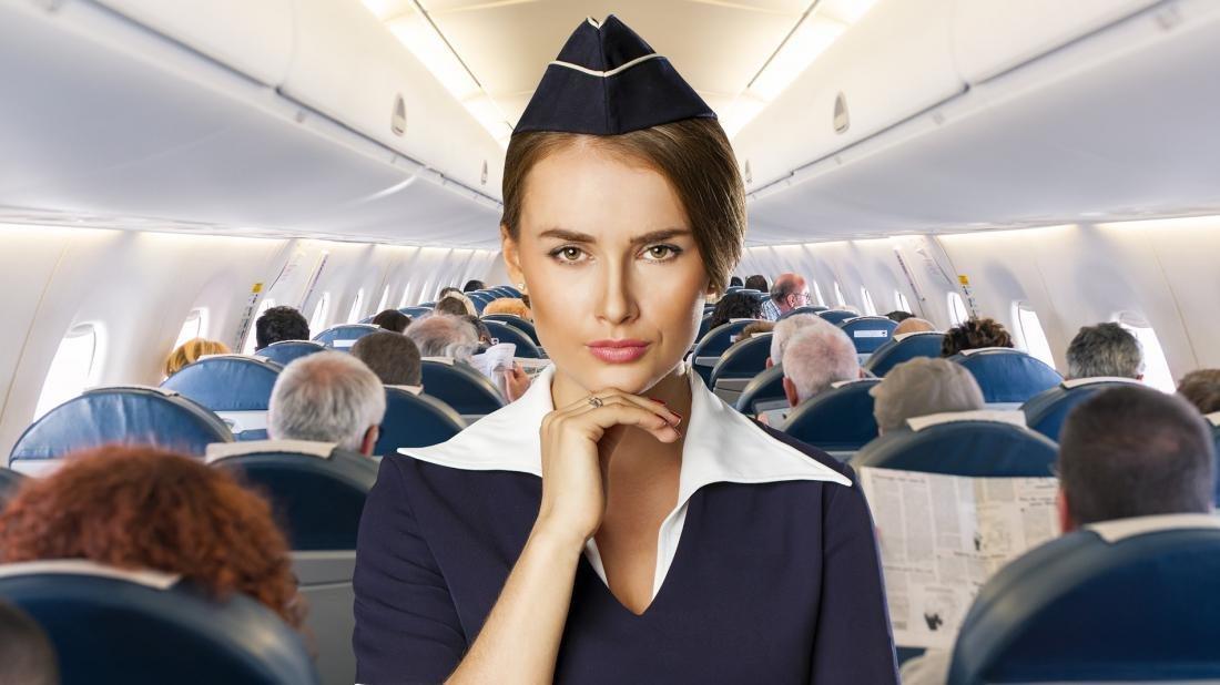 фото веселых стюардесс - 6