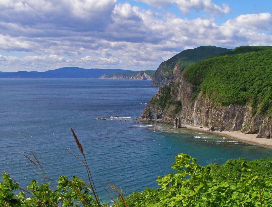 данные морские пейзажи прим края фото центре