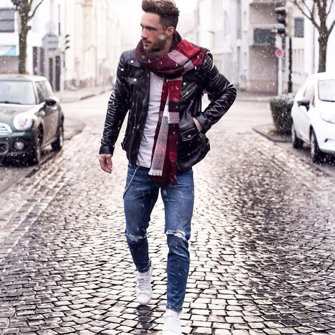 жизни как одеваются стильные мужчины зимой фото сборки