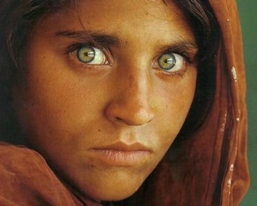 афганская девочка national geographic