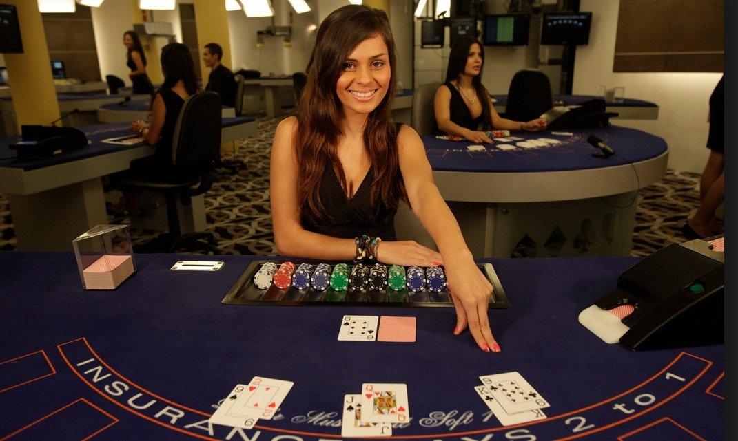 Casino slot attendant hiring