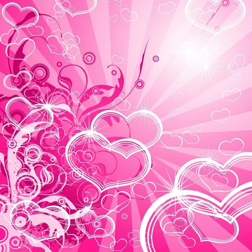 красивые рисунки розовые гостиницу