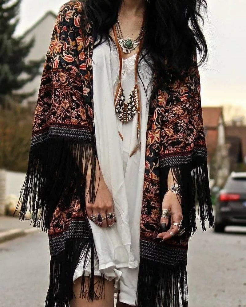 Adult boho clothing