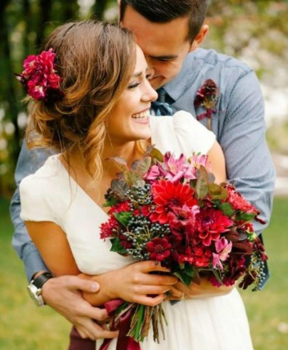 Картинки любовь в цветах