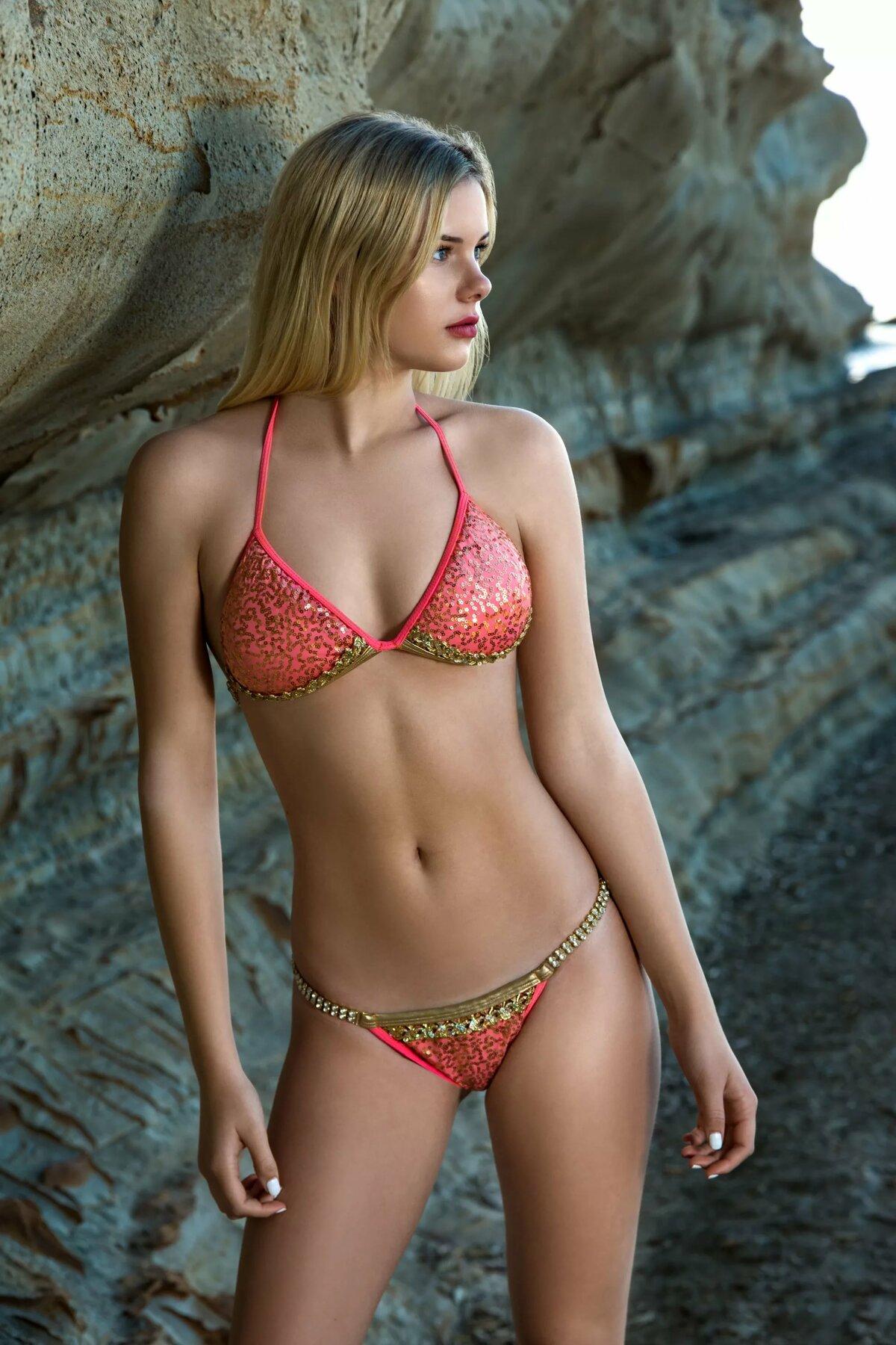 Bikini model murder