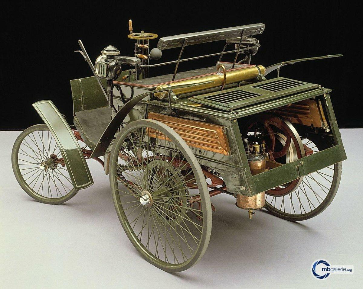 Первые авто картинки