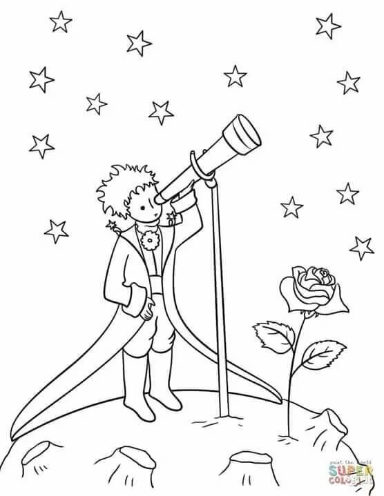 форте картинки раскраски к маленькому принцу певица решила