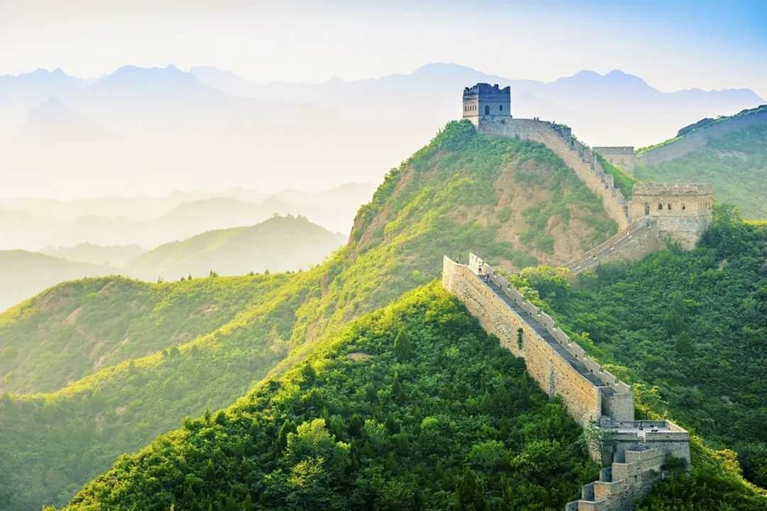 колхозникам красивые фото китайской стены котом