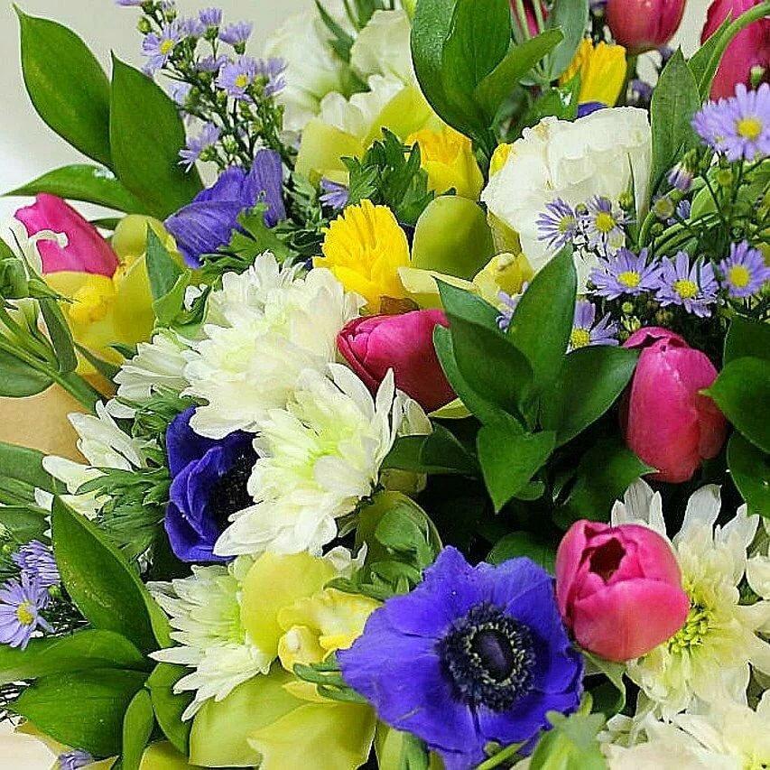 красивые букеты весенних цветов фото могут оказаться