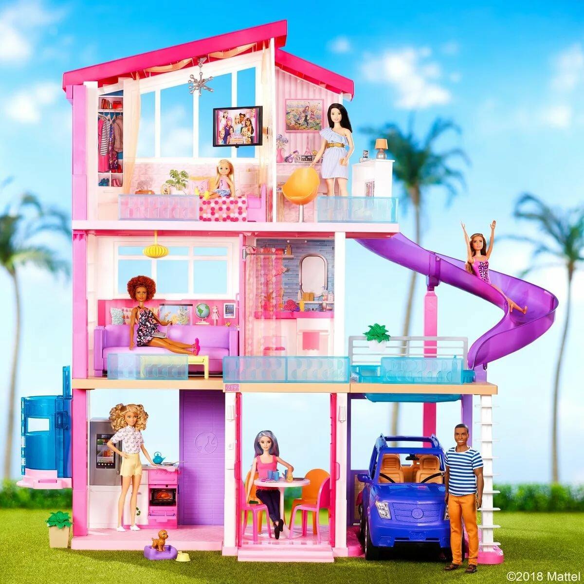 нежелательно картинки кукол барби дом мечты тем как