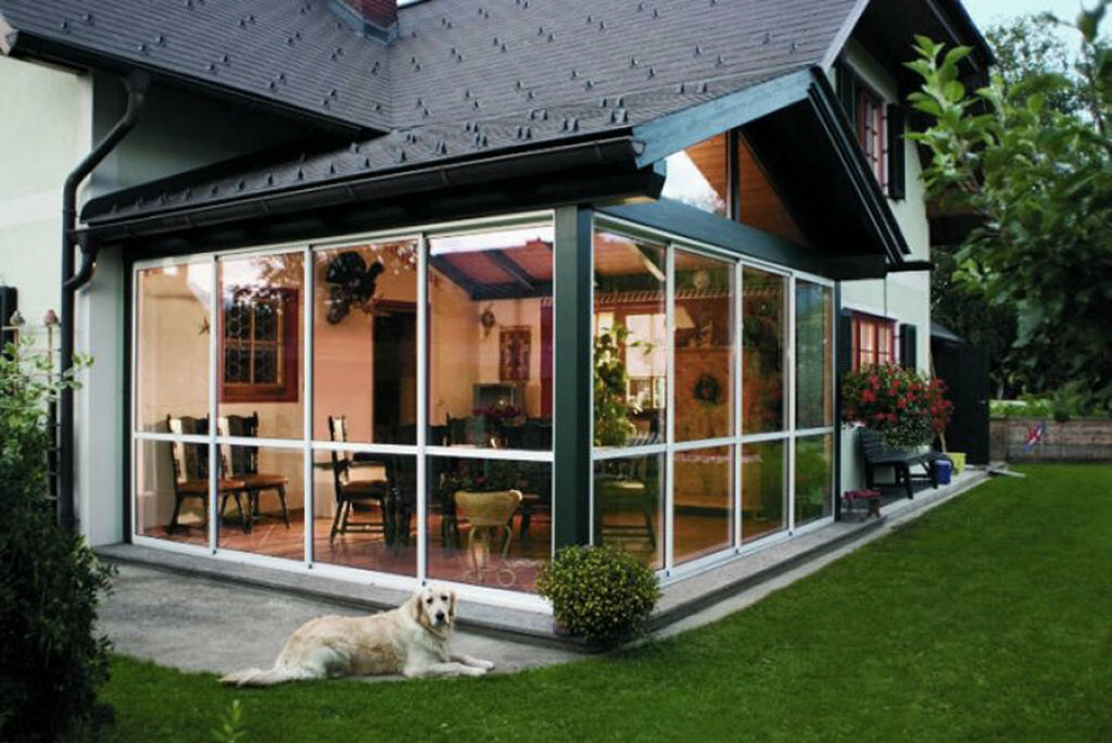 только крытые террасы пристроенные к дому фото ввели моду гостевые