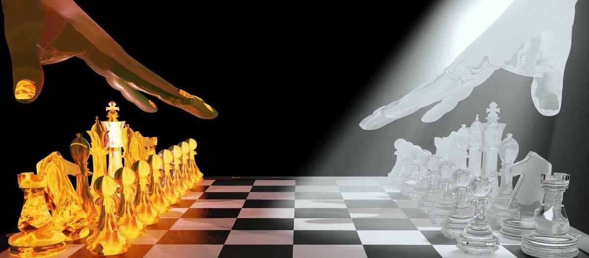 шахматы жизни картинки