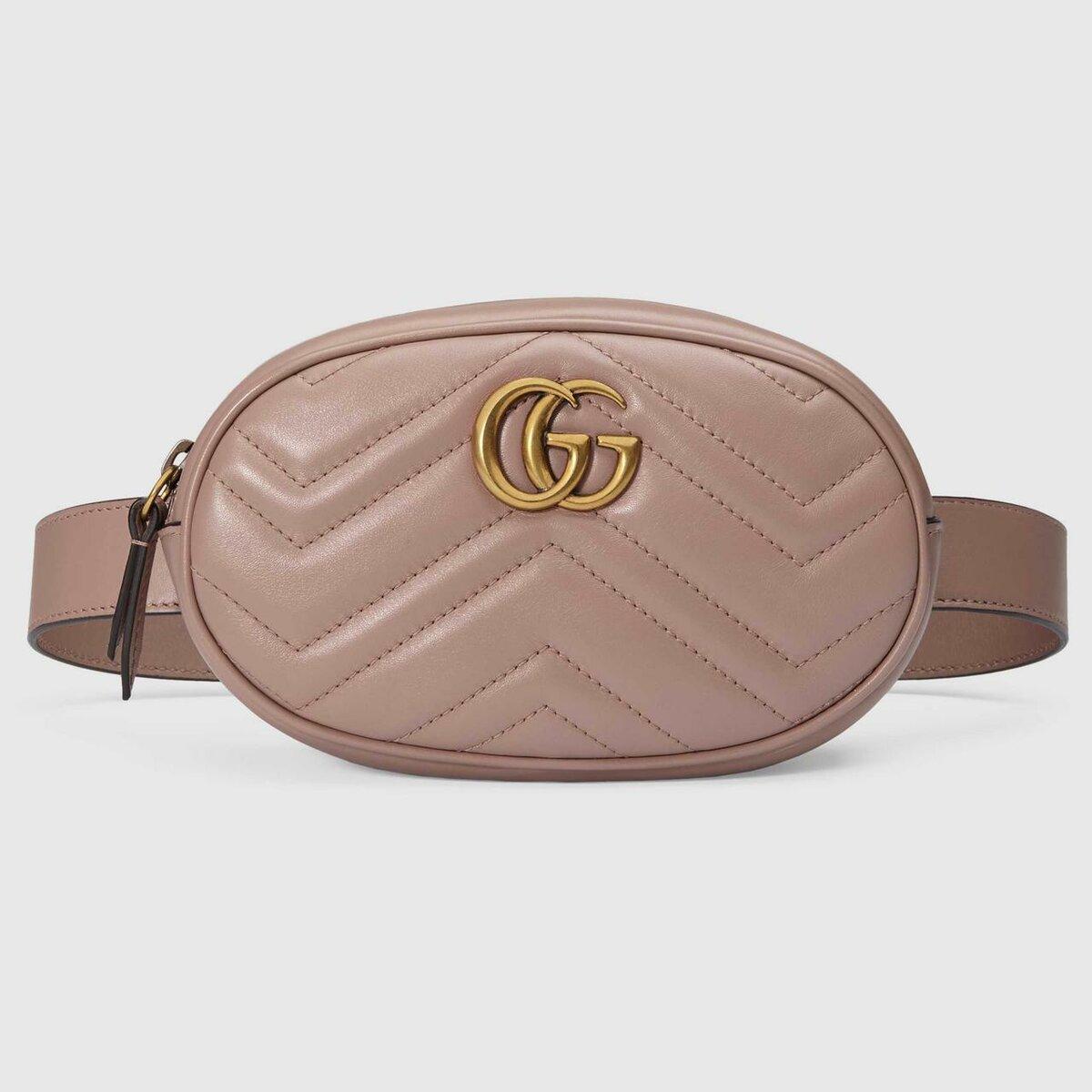 Поясная сумочка GG Marmont в Казани