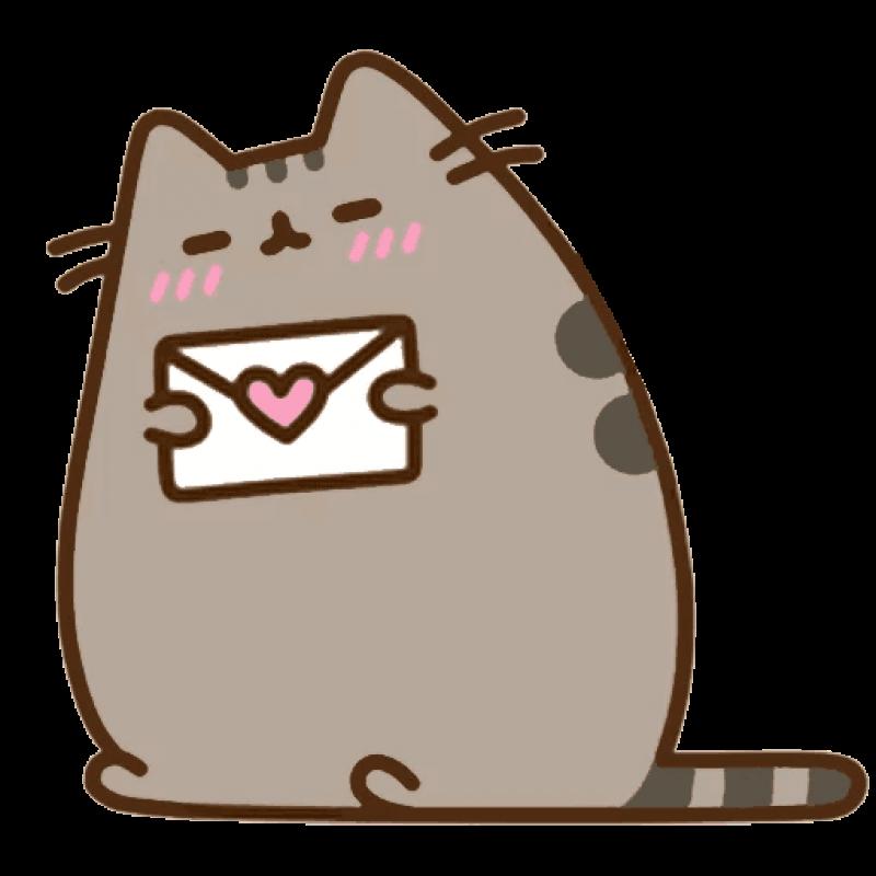 Картинки милые котики анимации рисовать