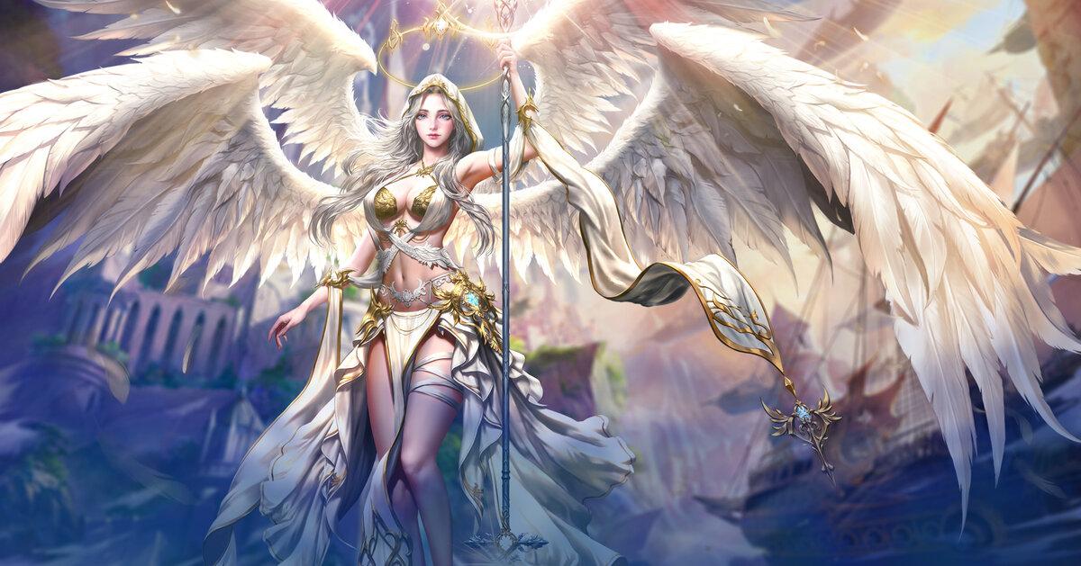 более игры ангел с картинками идеально