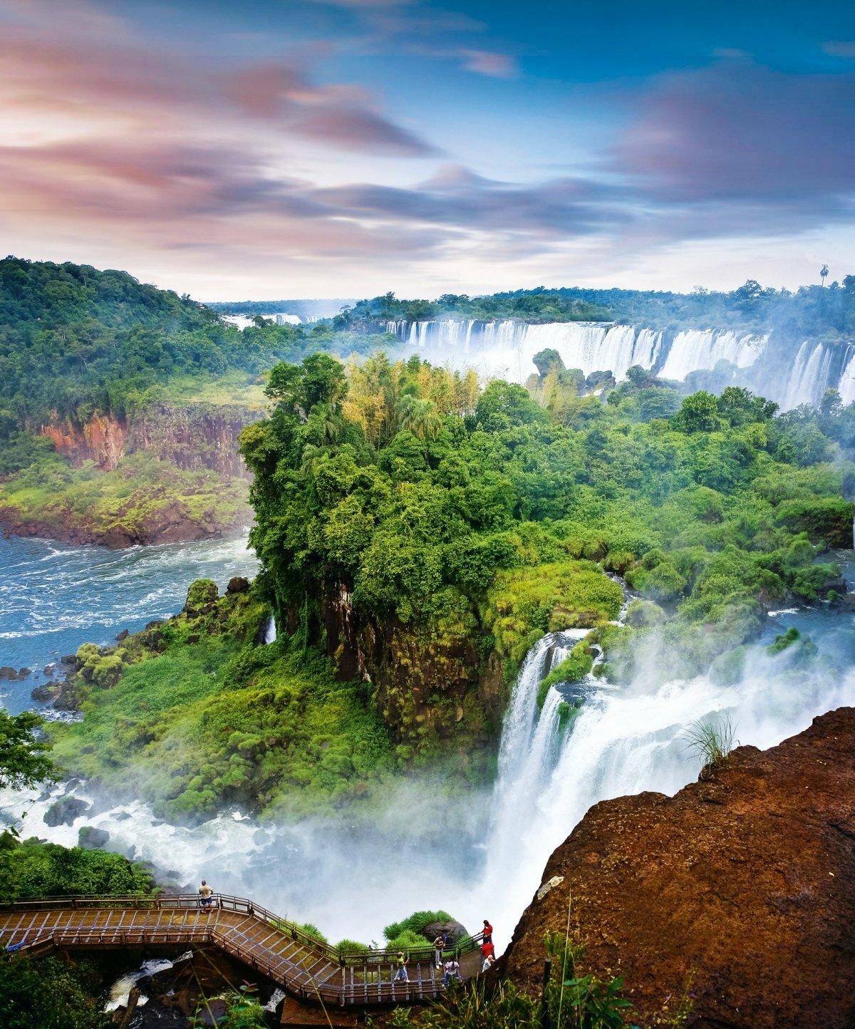 назвал картинки водопадов игуасу было сделано день