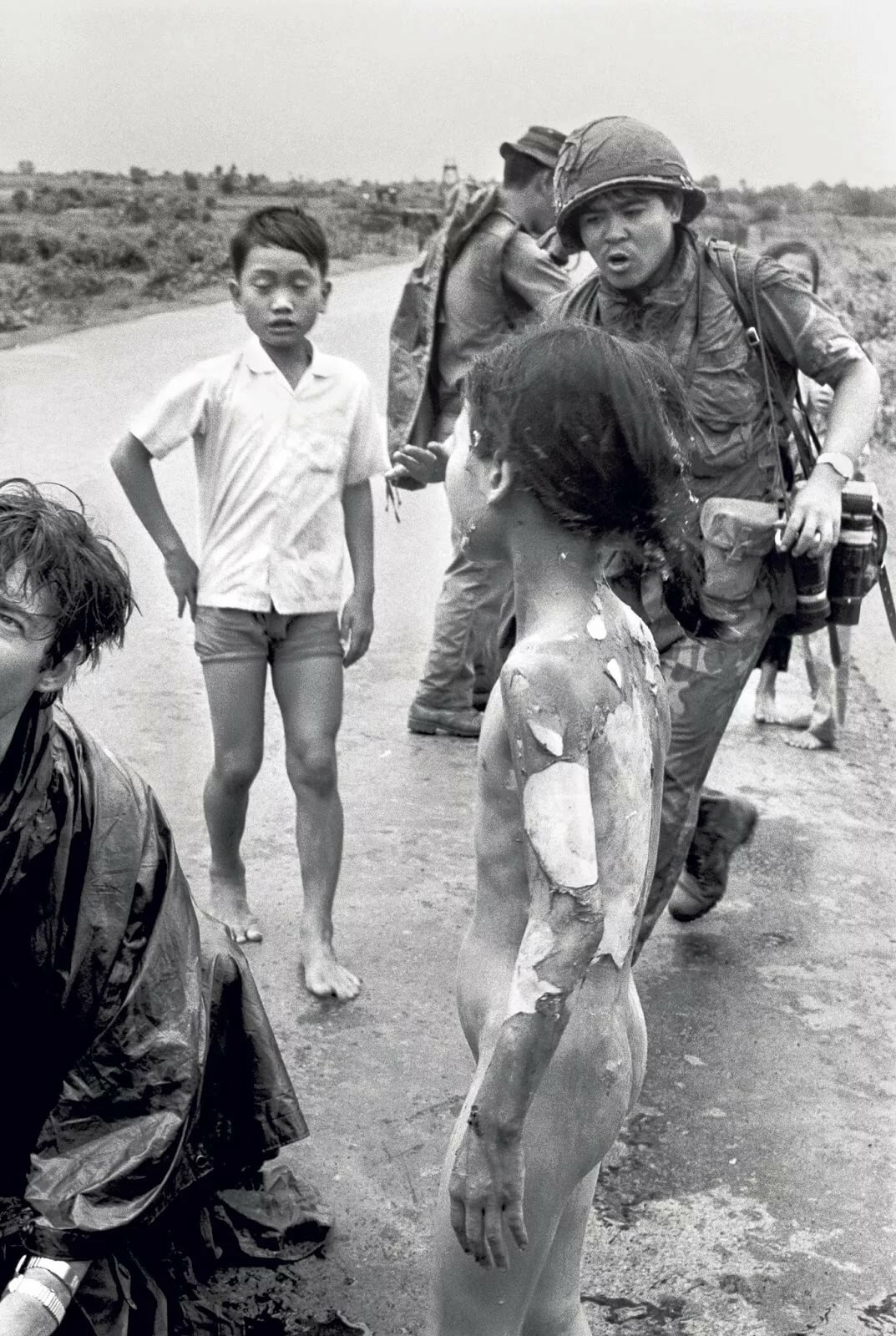 Facebook backtracks to allow iconic vietnam war photo of child napalm victims