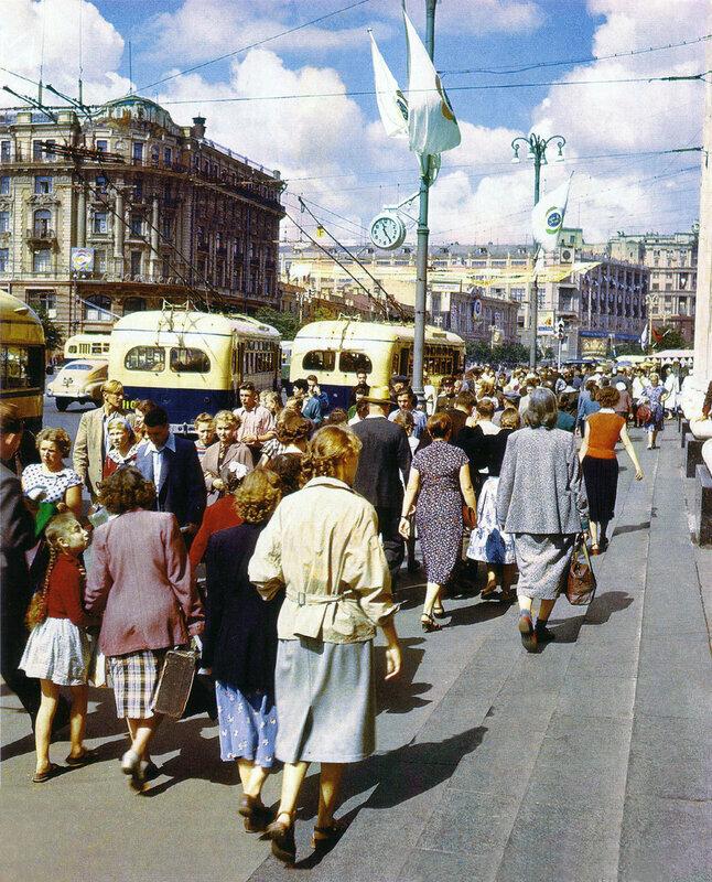 картинки советской времени плодов