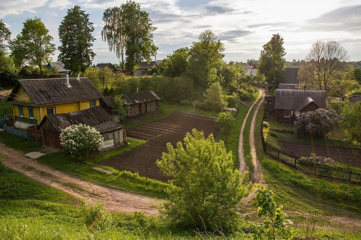комплекте есть фото красивых деревень в россии панели для батарей