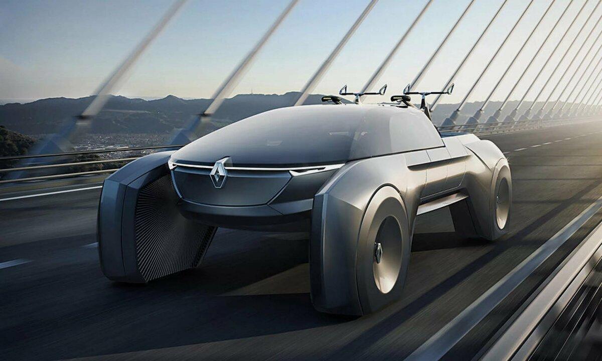Картинки машины будущего