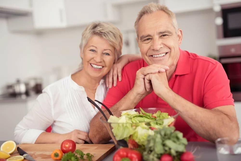 Ленивая диета для пожилых
