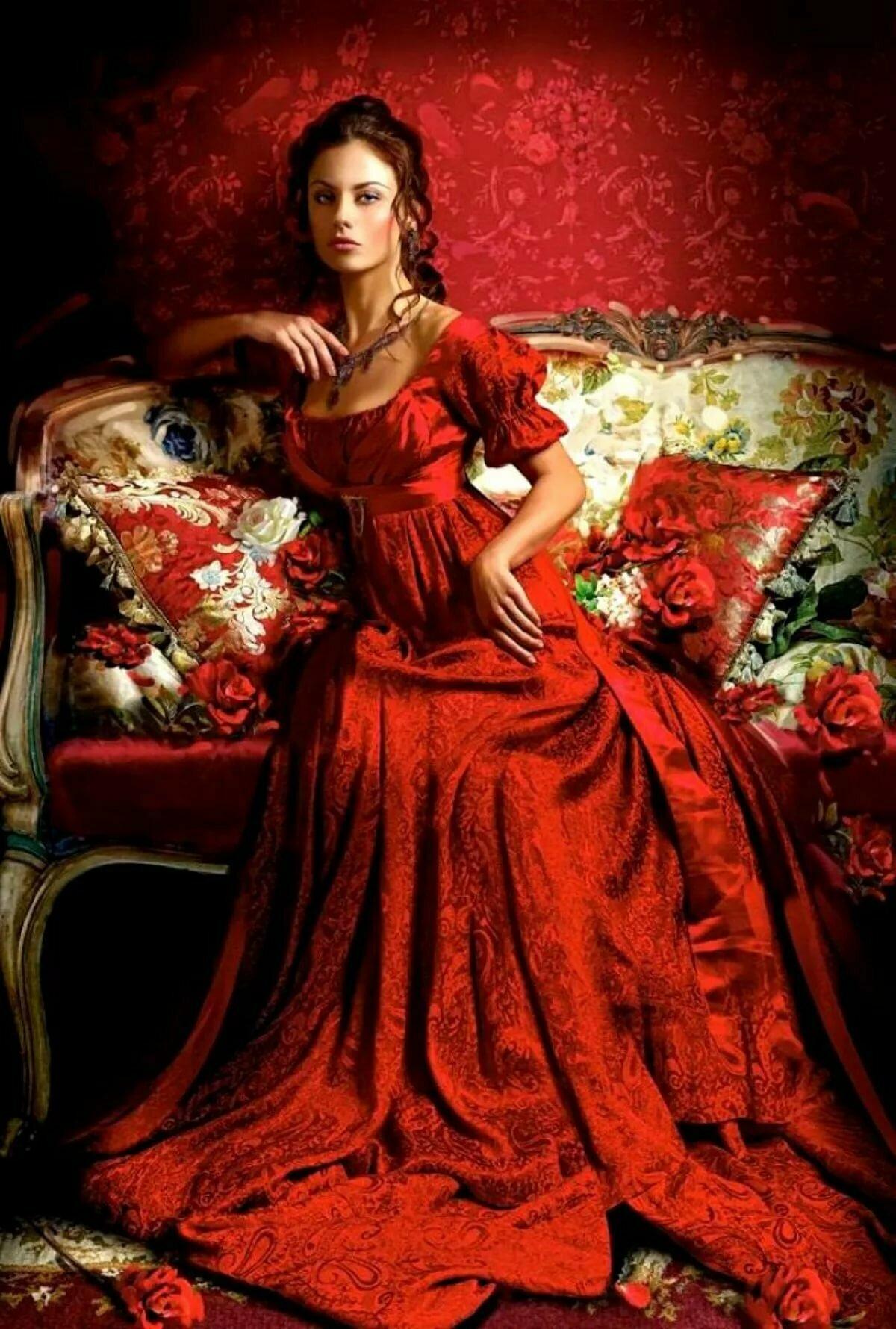 владивосток фотосессии в старинных платьях для