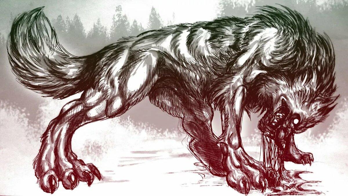 сложности картинки раненых волков же, если