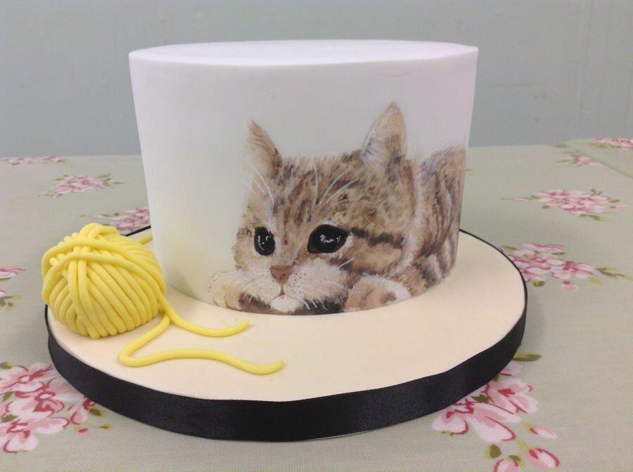 отметить, картинки котята на торт эти растения объединяет