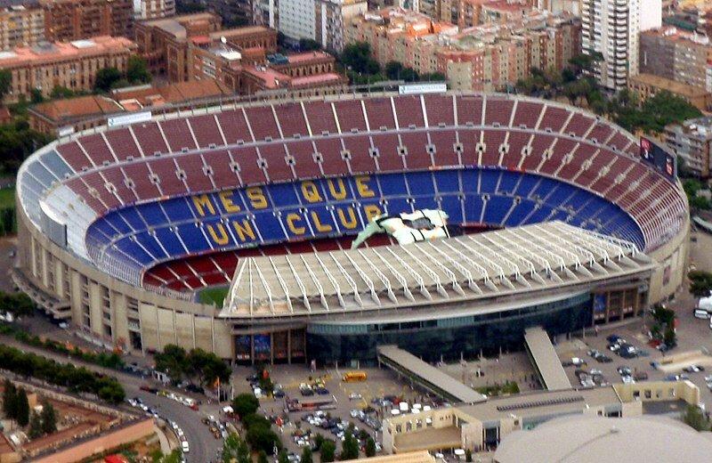 24 сентября 1957 года вБарселоне состоялось открытие стадиона «Камп Ноу»