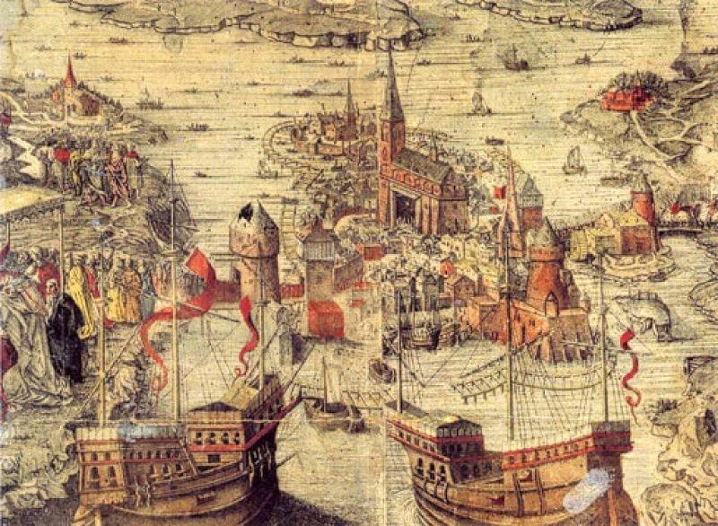 8 ноября 1520 года произошло событие, вошедшее в историю как «Стокгольмская кровавая баня»