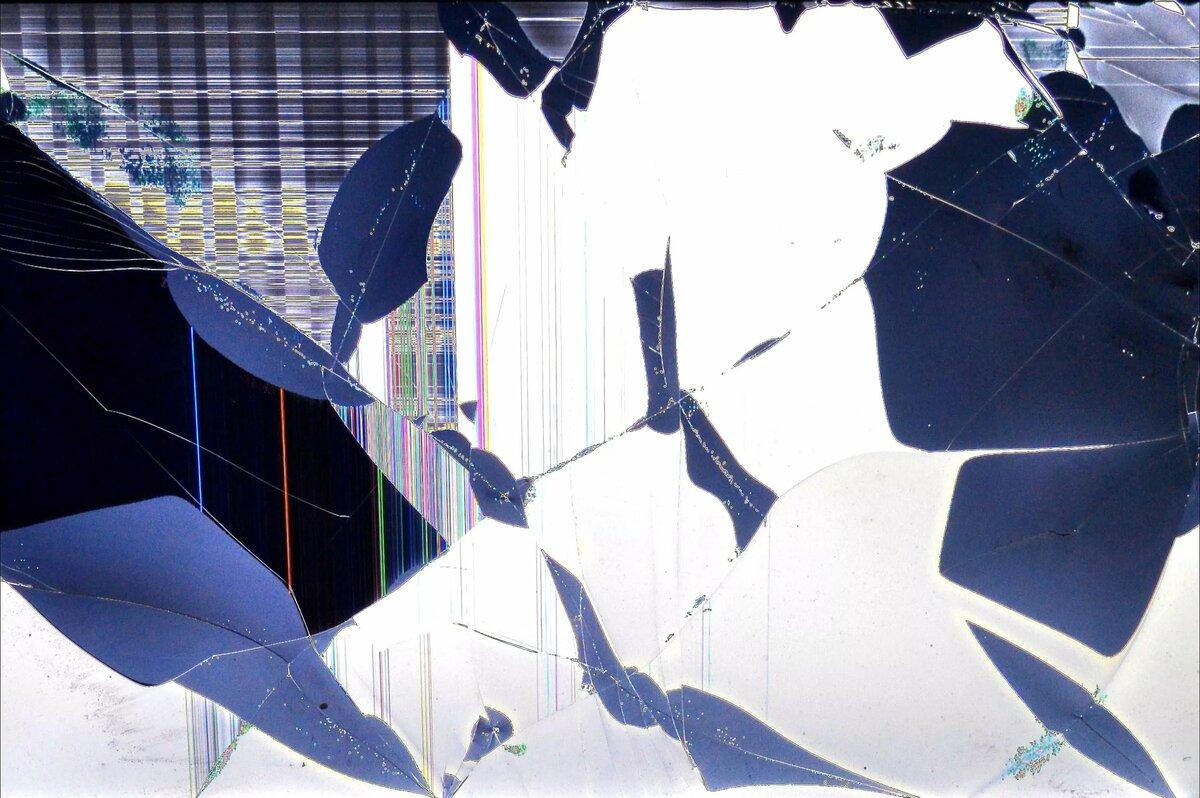 позволяют картинка разбитой матрицы на телефоне этот может