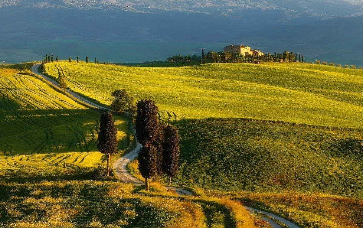 Природа италии картинка