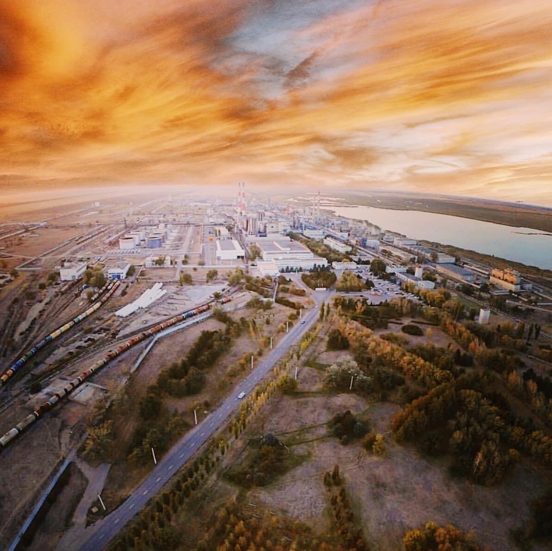 Картинка россии с высоты птичьего полета
