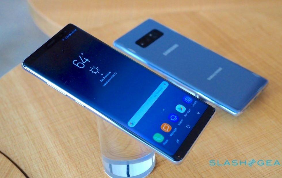 Samsung Galaxy Note 8 Samsung Galaxy Note 8 беспроводная зарядка
