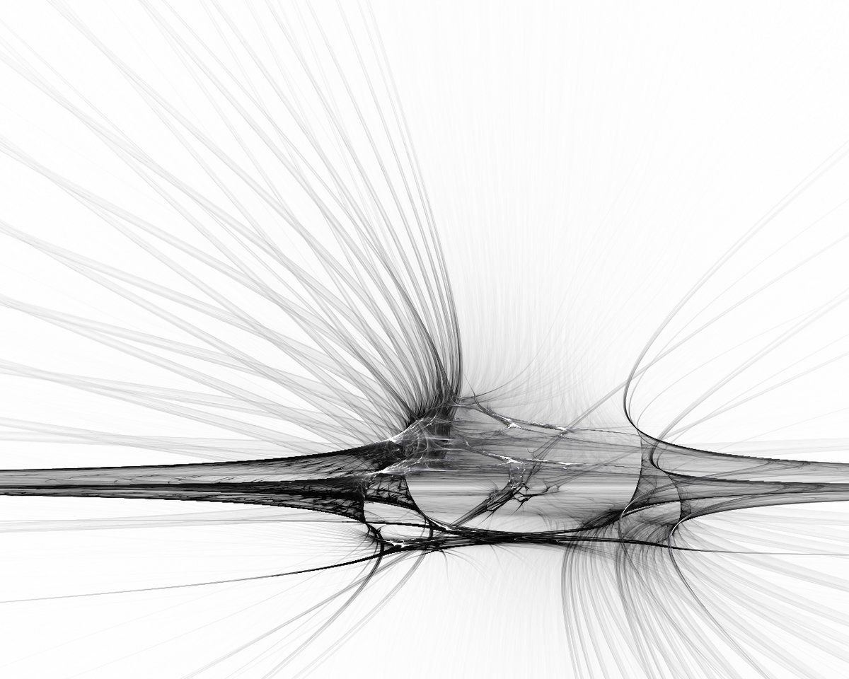 Картинки черно-белая абстракция