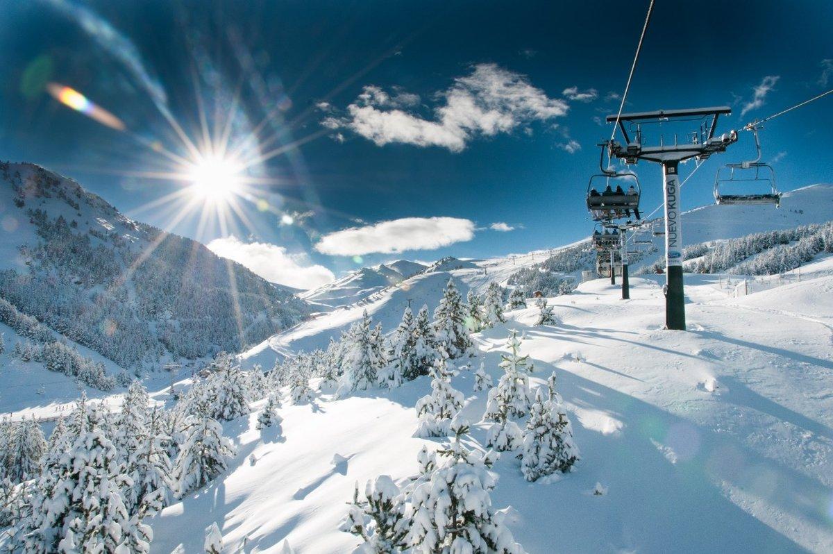 андорра горнолыжный курорт фото милашки сегодня просто