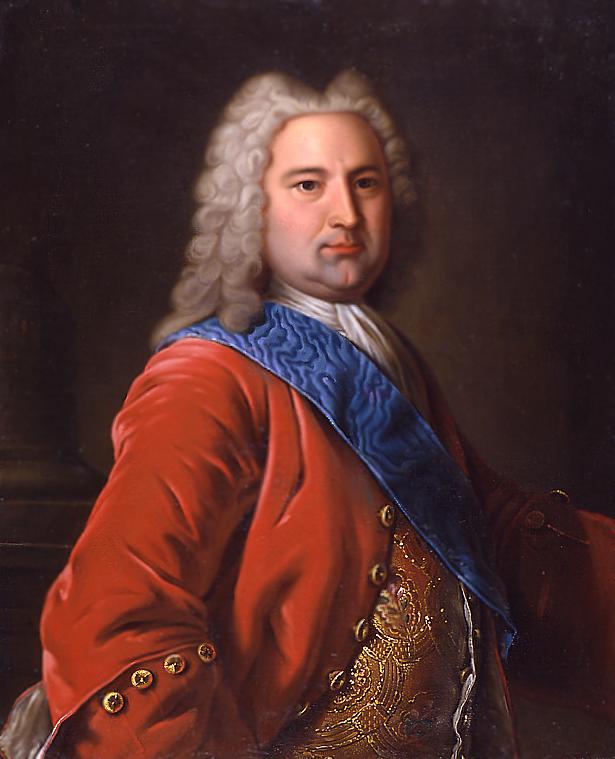 Регентом при младенце Иоанне Антоновиче объявлен герцог Бирон