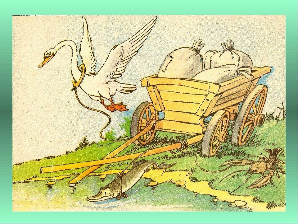 Картинки для басен крылова