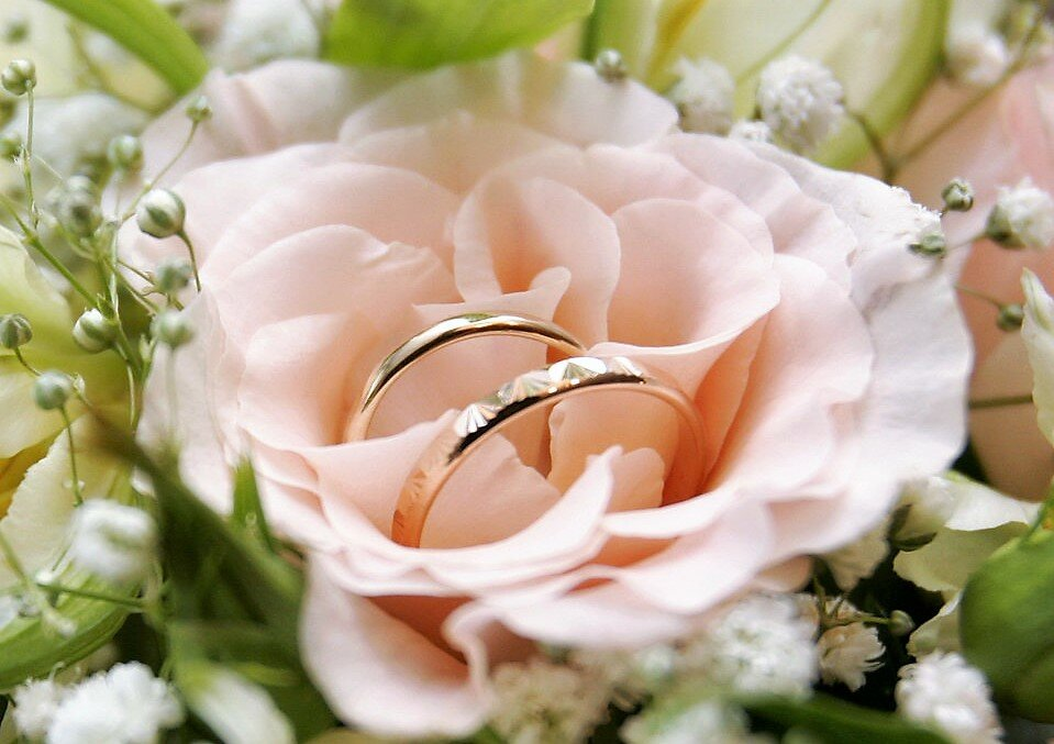 Свадебные поздравления от родных жениха