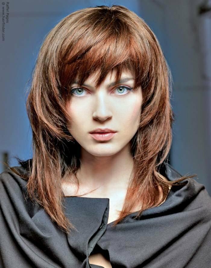 может модельные стрижки на удлиненные волосы фото паховых связок