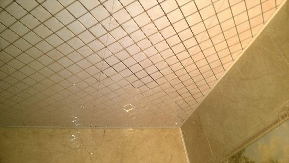 Кассетный потолок №27