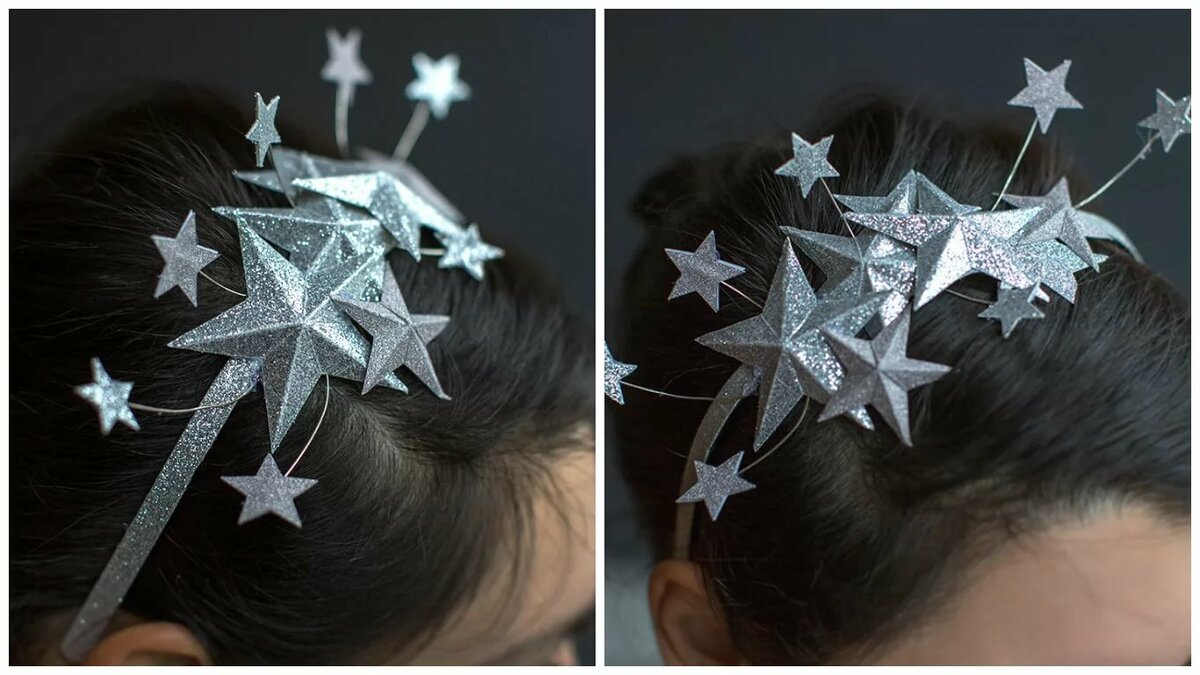 корона в виде звезды своими руками фото нашим