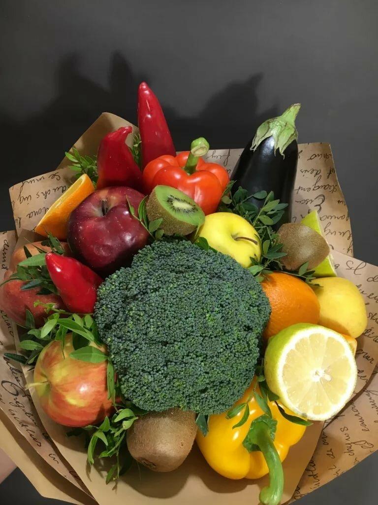 фото домашних овощей и фруктов