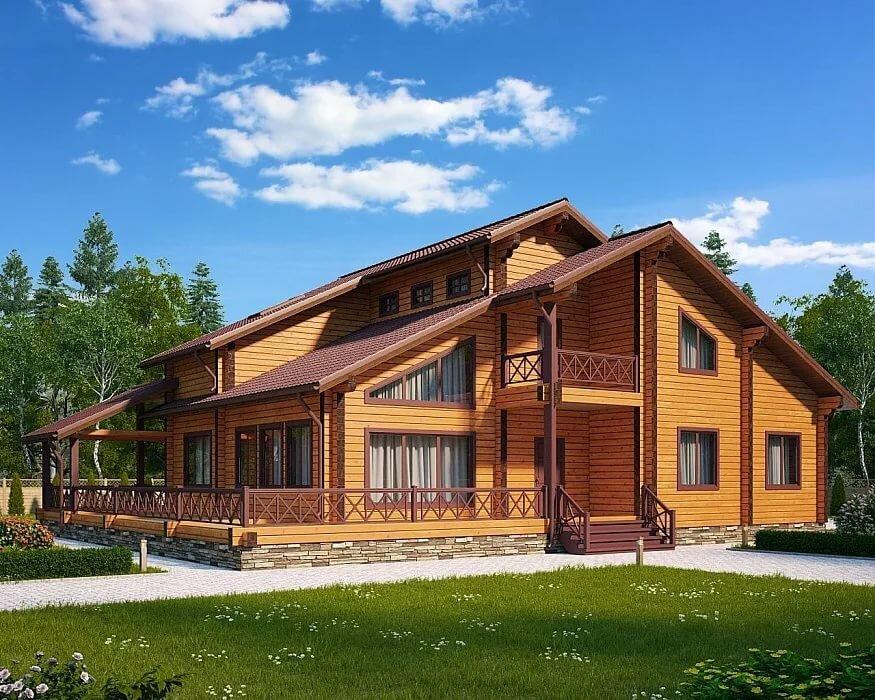 деревянные эксклюзивные дома из бруса фото абхазии пройдет