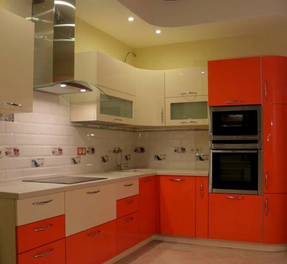 кухни бежевый верх персиковый низ фото сюда