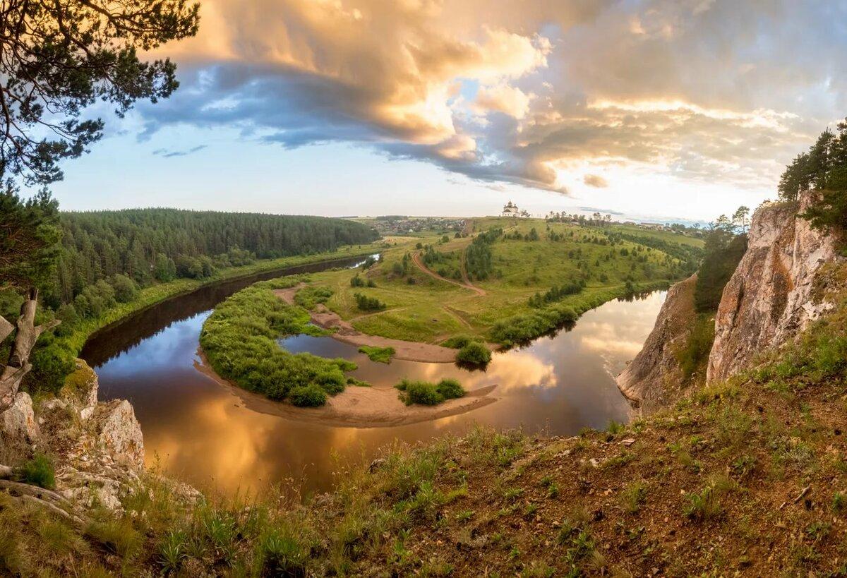 Уральский регион картинка