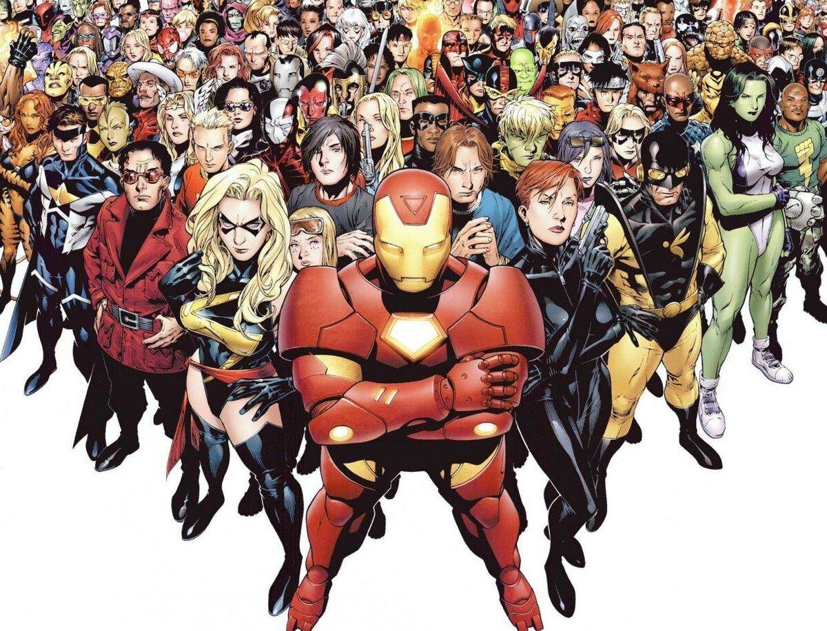 мастер картинки супергероев вселенной марвел пара, затем электричества
