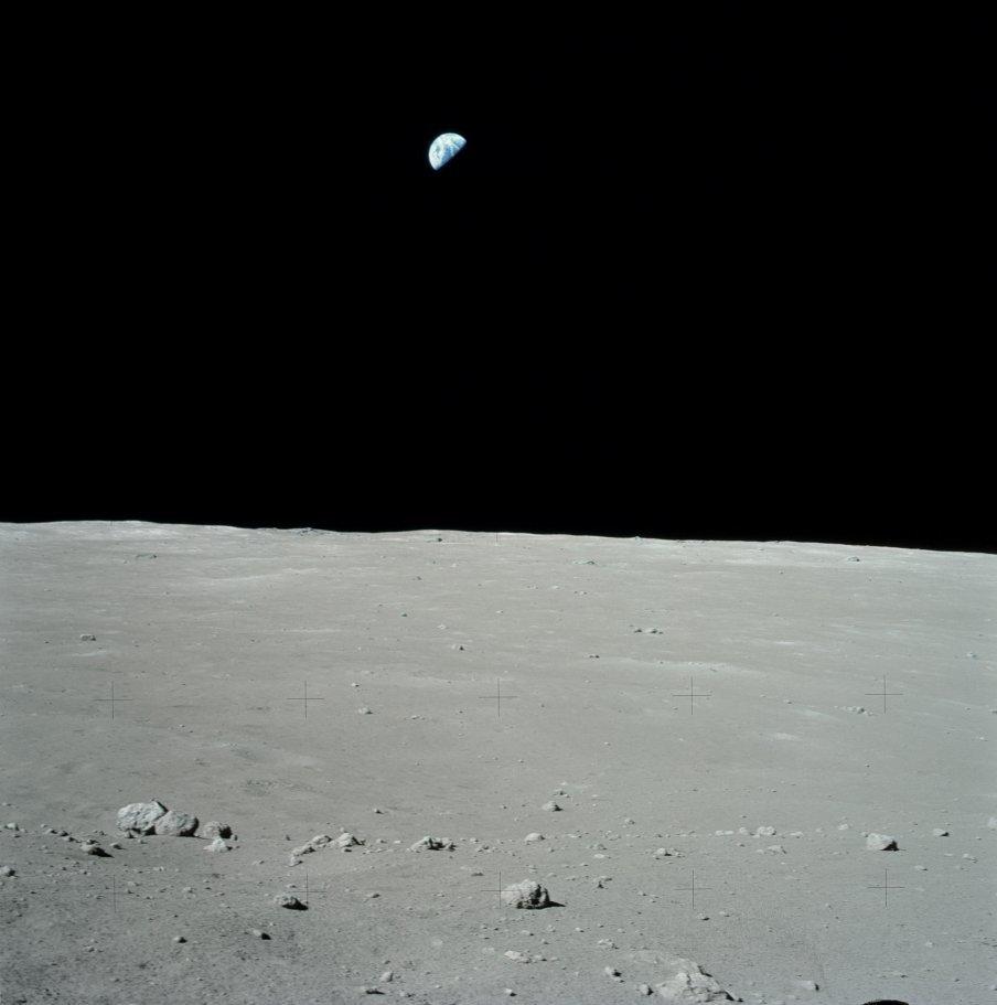 более для реальные фото луны из космоса десятой